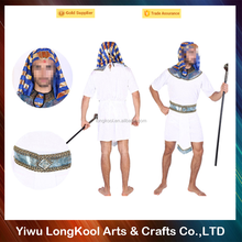 Wholesale halloween masquerade adult cosplay egyptian costume