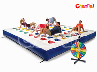 Outdoor Commercial Inflatable Twister Sports Game for Sale