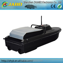 JABO-2AL-10A Remote control electronic bite alarm for sale, carp bait boat fish finder electronic carp fishing RC JABO bait boat