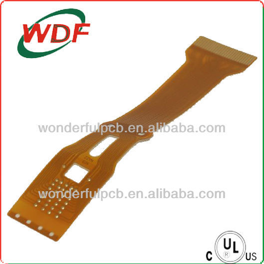 Custom fpc, flex strip pcb, LED strip flexible fpc