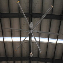 Big Wind Large Diameter Industrial HVLS Ceiling Fan