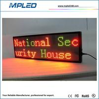 Buy P10 Red Color LED Module Control in China on Alibaba.com