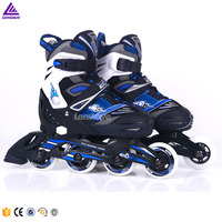 Professional manufacturer new product high quality adjustable inline skate