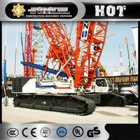 zoomlin track shoe for crawler crane 400 ton QUY400