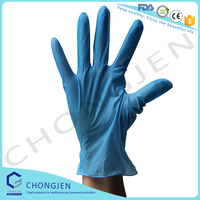 disposable nitrile gloves/cheap nitrile gloves