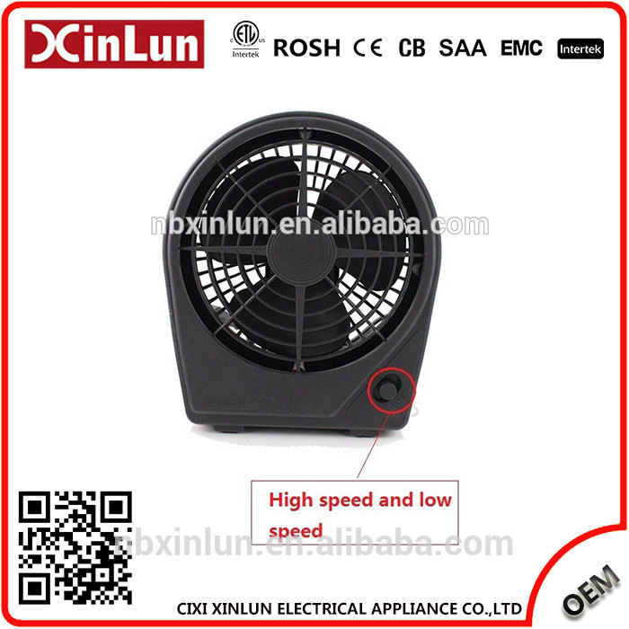 Best Quality 2016 Promotion new design table fan with low noise