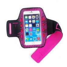 Night Cycling Jogging Running Reflective Safety Light Waterproof LED Armband, Light Up Arm band