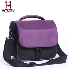 2016 Promotional Oem wholesale custom messenger bag waterproof dslr camera bag insert for brand camera