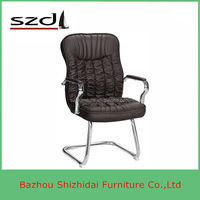 Black leather Office Staff Chair Design SD-5316
