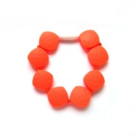 Competitive Price Wholesale Baby Teething Bangle