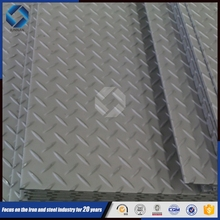 China gold supplier Best Selling diamond carbon steel checkered plate