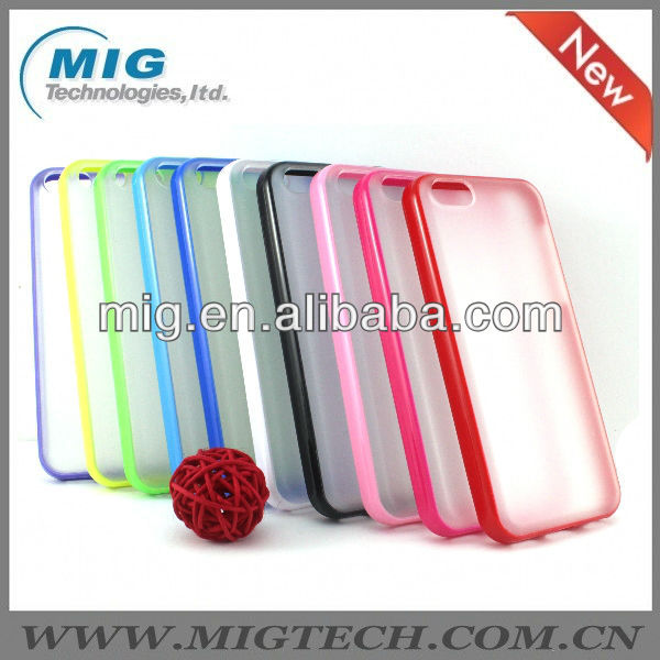 TPU+PC case for iphone5c, for iphone5c case