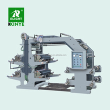 YT-4800 4 Color Flexography Printing Press Machine for Film Print