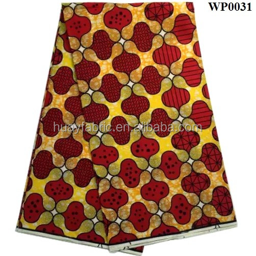 african ankara african print fabric wholesale super wax java print fabrics WP0031