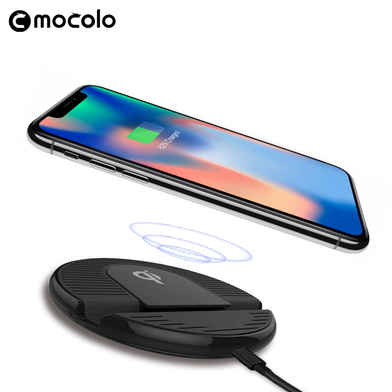 For Iphone 8 Accessories Qi Standard Wireless Quick Charge Charger Stand Pad Convertible Charger For Iphone 8 Plus X