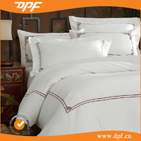 100% cotton soft wholesale hotel bed sheets 1800 tc