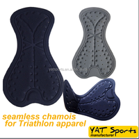 Thin padding for Swim Bike Run Triathlon Chamois pad