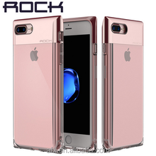 ROCK Crystal Series Case for iPhone 7/7 plus, Luxury Cover for iPhone 7 with Led calling notice