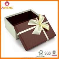 Newly design cake paper box gift packaging box