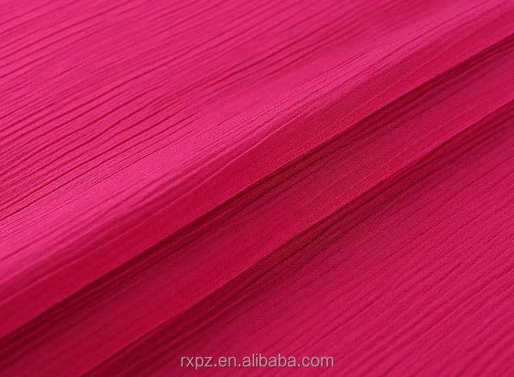 Fabric textile supplier Fashion Woven satin weave fabric
