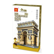 China Wholesale Blocks And Bricks Modular Building Of Triumphal Arch