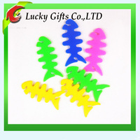 2014 Hot Selling Eco-Friendly Fish Shape Silicone Cable Winder