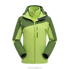 Outdoor sports Winter softshell jacket rechargeable battery heated jacket