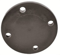 pvc pressure fittings DIN 8063 Blind Flange