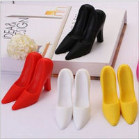 high-heel shoe silicone phone holder,mobile phone security holder