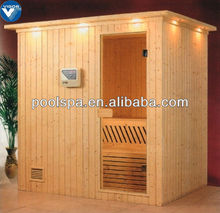 Sauna log house outdoor sauna house