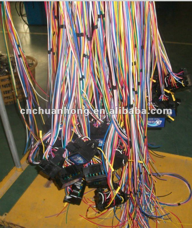 12 Circuit Ez Wiring Harness Wiring Diagrams forbiddendoctororg – Ez Wiring Harnesses For Cars