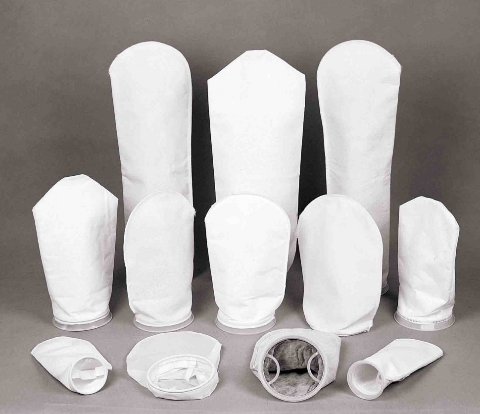 Factory supplied 1.0um~100um Nylon, Polypropylene, Polyester Filter Bags for vegetable oil Filtration