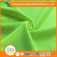 High quality China Wholesale knitted stretch spandex fabric for swimsuit