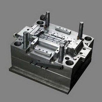 Plastic injection house mold