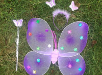 Big Butterfly for Christmas Decorations/ Angel Wing Crafts