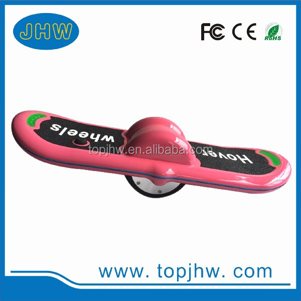 CHINA top quality one wheel hoverboard electric skateboard