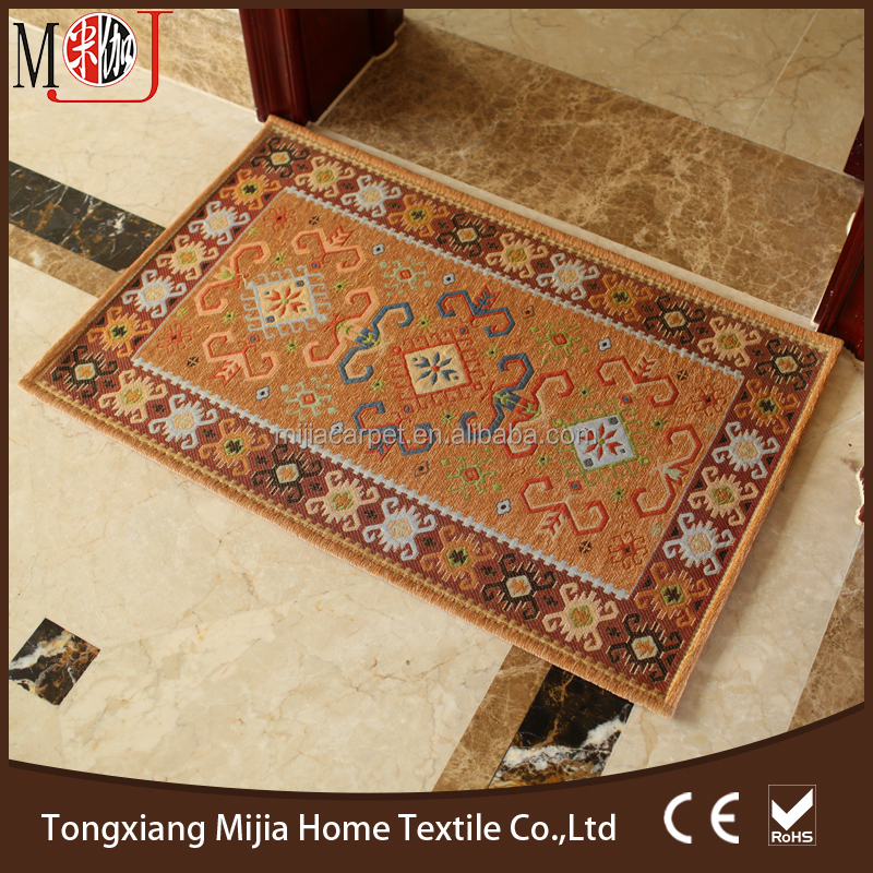 Skilful manufacture floor carpet/rugs for hotel lobby