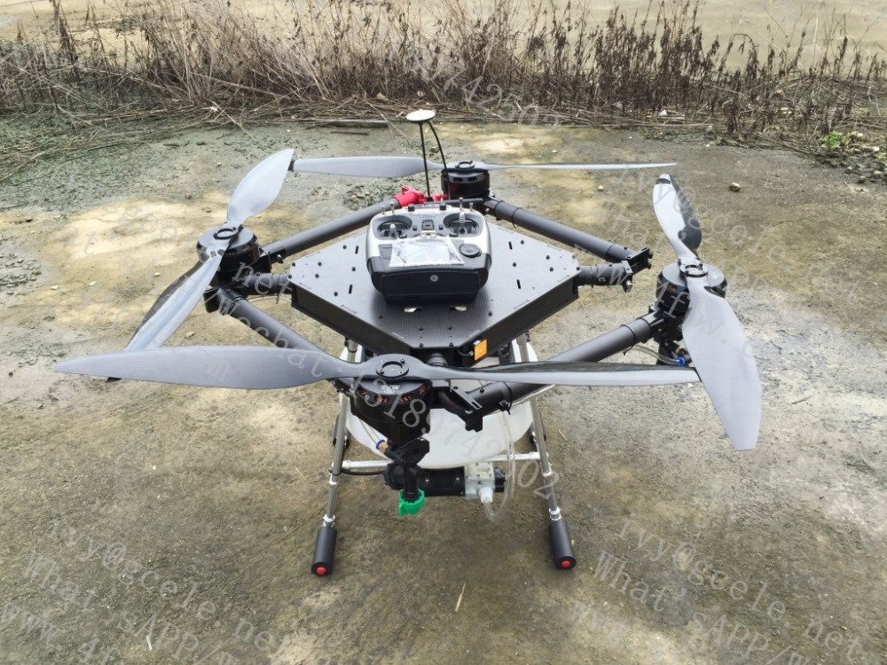 Jmr X1380 Crop Duster Sprayer Drone Agricultural Drone