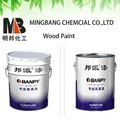 PU NC anti yellowing high gloss top coat white paint