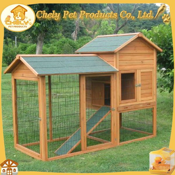Detachable Cheap Wholesale Rabbit Hutches With Ladder And Big Run Pet Cages,Carriers & Houses