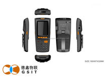 Android UHF Handheld Reader for Warehouse Management