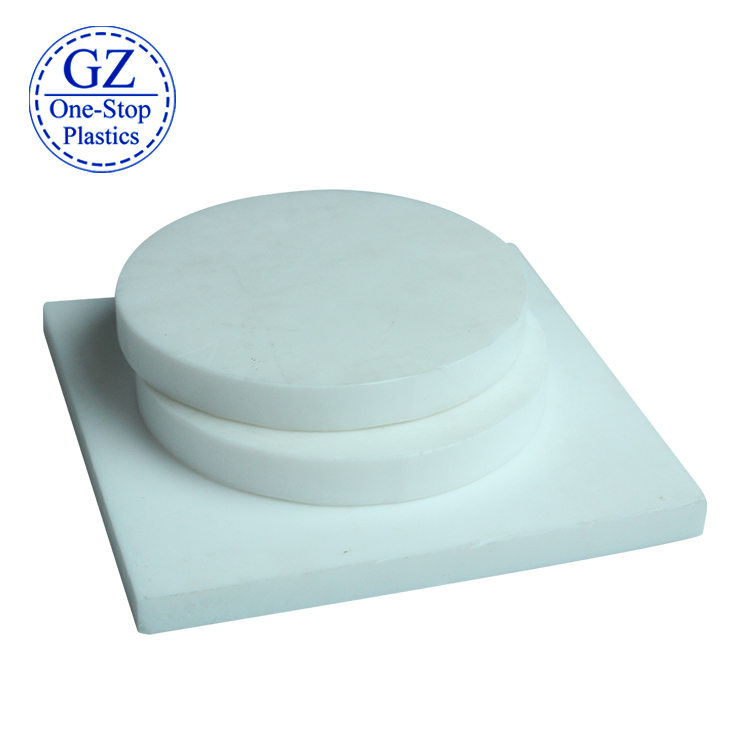 PTFE Teflon sheet natural color teflon ptfe sheet