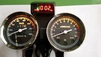 GN model motorcycle digital speedometer
