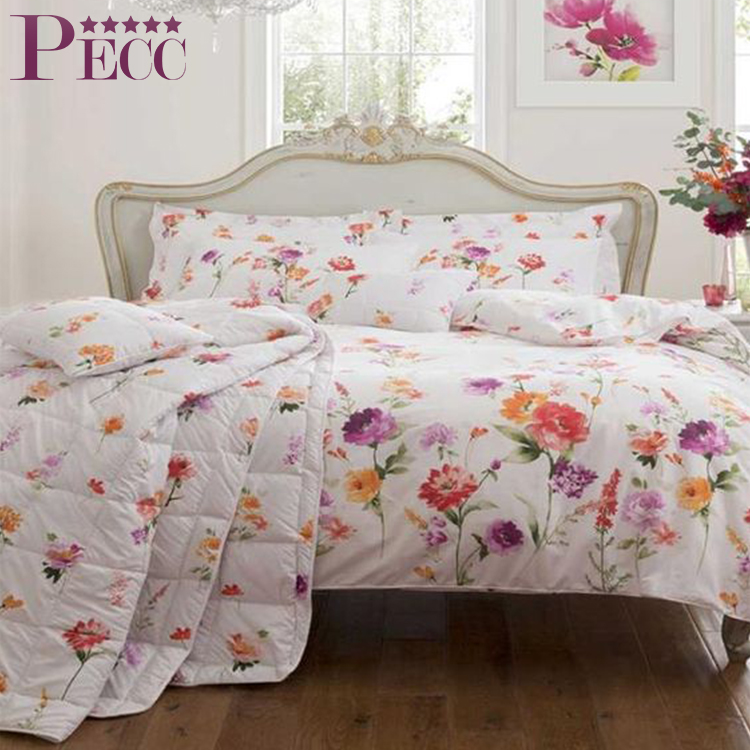 Hot Selling Plain Queen Size White Goose Down Luxury Duvet