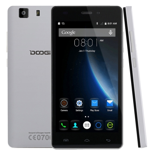 Big stock factory direct price DOOGEE X5 8GB, Network: 3G china android phone in india with fast delivery