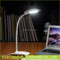 Made in China led lights touch dimmer eye protection flexible office led desk lamp for working