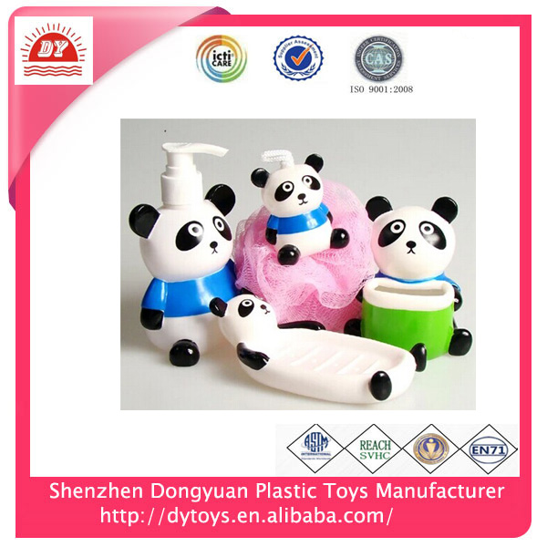 Shenzhen Manufacturer Wholesale Cheap Plastic Bathroom Accessory Sets