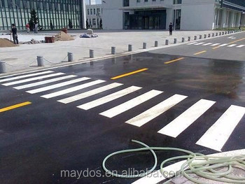 Thermoplastic Road Line Marking Paint Highway Street Traffic