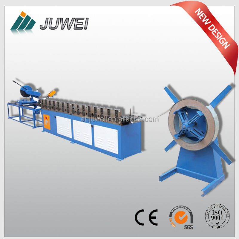 TDC Trans-verse flange duct making machine