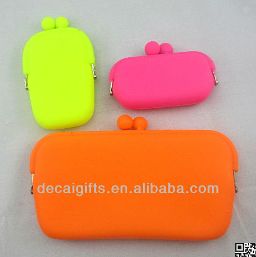 Plastic coin purse Silicone coin purse Paper purse